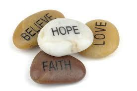 Believe - Love - Hope - Failth