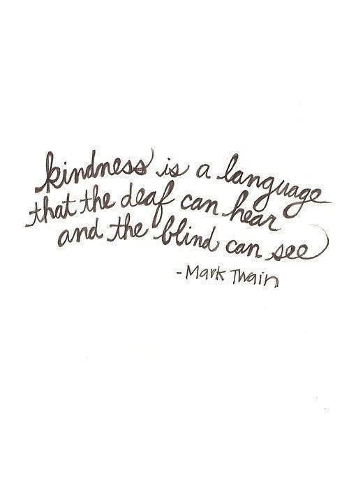 It's True – Kindness is Contagious…