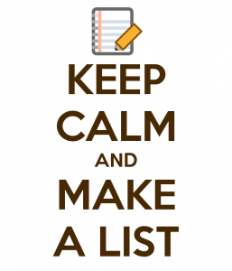 keep-calm-and-make-a-list